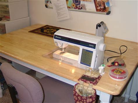 sewing machine table insert valley quilter my sewing room