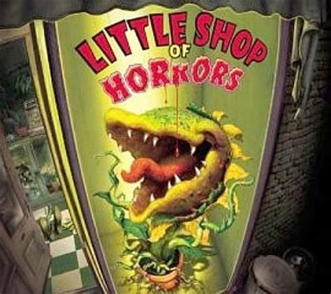 little shop of horrors musical wikipedia little shop of horrors theatre review musical theatre