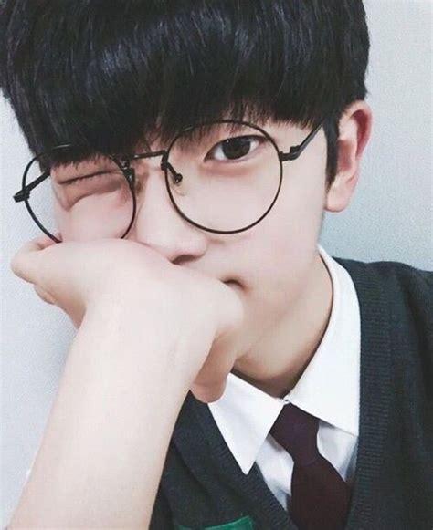 anime boy ulzzang best 25 ulzzang glasses ideas on