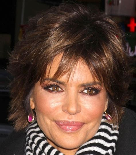 lisa rinna razor cut rinna hairstyle shag razor cut hairstyle channel women