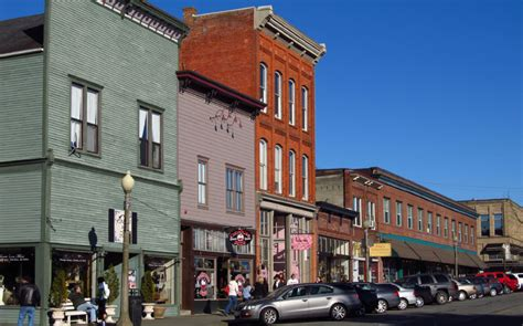 best small towns in america 100 coolest small towns in america budget travel