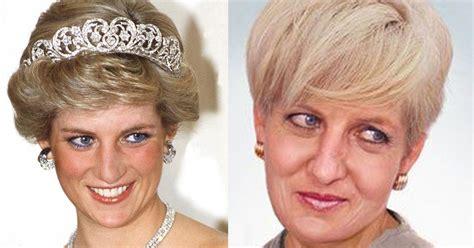 princess diana look like take a look how would princess diana look like today