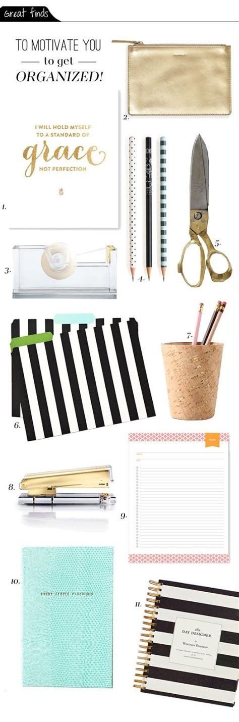 College Desk Accessories Best 25 Preppy Desk Ideas On