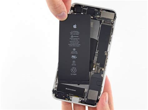 iphone 8 plus battery replacement ifixit repair guide