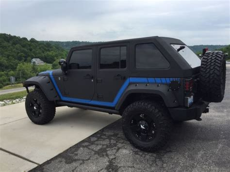 Build Jeep Wrangler 2013 Custom Jeep Wrangler Build By Starwood Motors