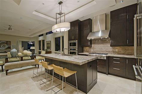 florida kitchen design modern living in naples florida