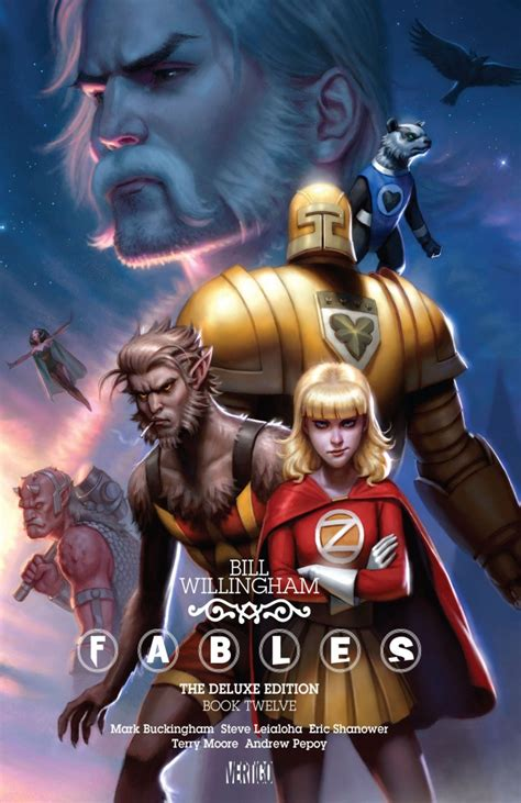 libro fables deluxe edition hc fables the deluxe edition book eleven 187 comics download free comics