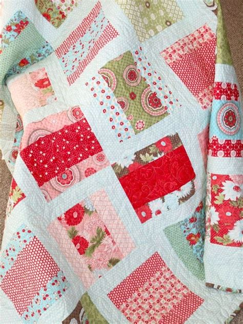 Quilts Made With Charm Packs by 17 Best Images About Fabric Precuts On Charm