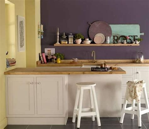 kitchen feature wall paint ideas 14 best images about purple on kitchen