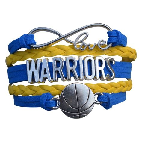 Gifts Designed For Mba Golden State Warriors by Golden State Warriors Bracelet Golden State Warriors