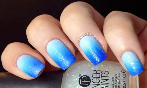 blue ombre nails 50 most beautiful ombre nail design ideas for