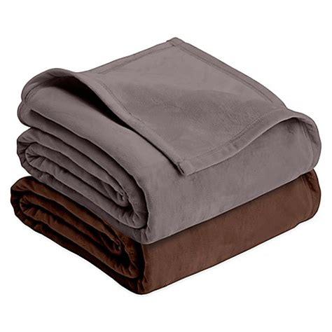 bed bath beyond blankets vellux 174 plush blanket bed bath beyond