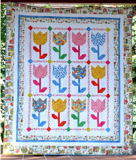 quilt pattern easter michele bilyeu creates with heart and hands spring into