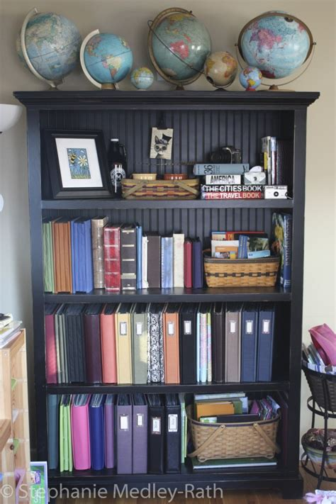 Cost Of Custom Bookshelves Scrapbook Storage Custom Built Bookcase Scrapworthy Lives