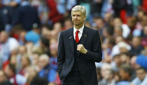 arsenal wenger arsenal s transfer business proves you should never play