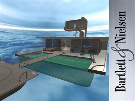 oblivion houses second life marketplace oblivion house skybox 1400 pose scifi home