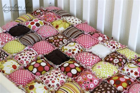 Puff Quilt Comforter by New Puff Quilt Pattern Giveaway Honeybear