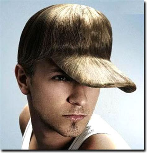 cap haircuts annals of hair design the hair hat improvised life