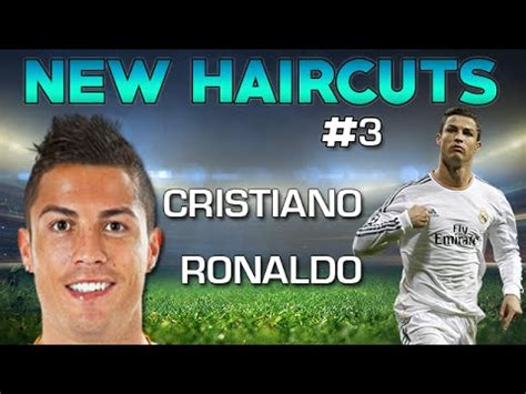 how to get ronaldos hair fifa 15 how to get ronaldos hair fifa 15 pes 2013 cristiano