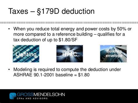 section 179d deduction section 179d deduction 28 images section 179d has