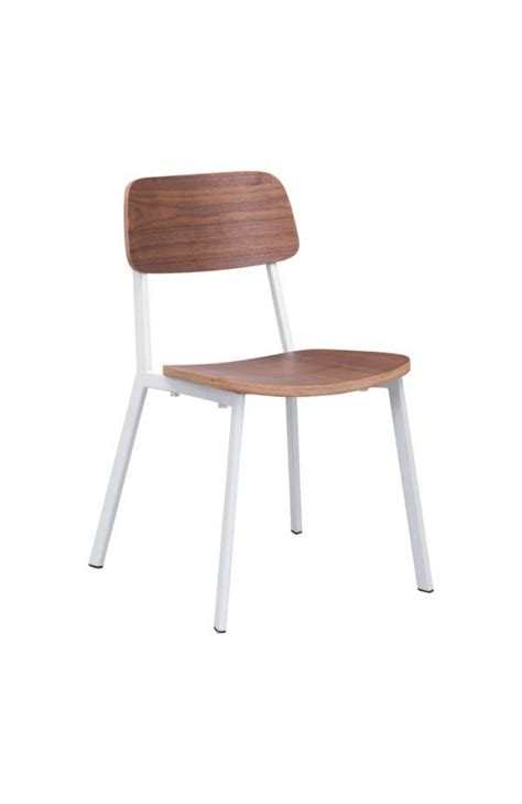 Zuo Dining Chair Zuo Cappuccino Dining Chair Beyond Stores