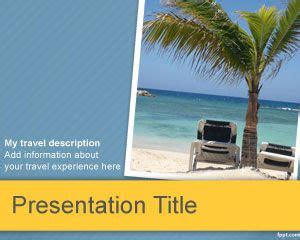 powerpoint templates tourism tourism powerpoint template