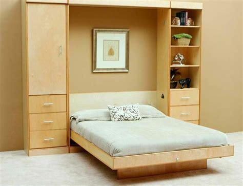 Schrankwand Mit Bett by Schrankwand Mit Klappbett Wohnideen F 252 R Praktische