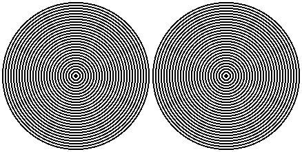 ilusiones opticas refraccion 22 gifs incre 237 blemente hipnotizantes que puedes ver una y