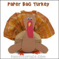 How To Make A Paper Bag Turkey - 31 best thanksgiving crafts images on