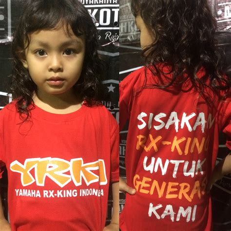 Kaos Rx King Raja kaos motif anak rx king mahkota raja clothing co