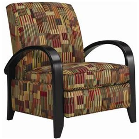 Bent Arm Recliner by Sam Steamer Three Way Recliner With Bent Wood Arms
