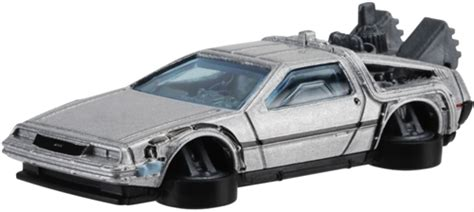 delorean time machine wheels mattel wheels back to the future part ii hovering