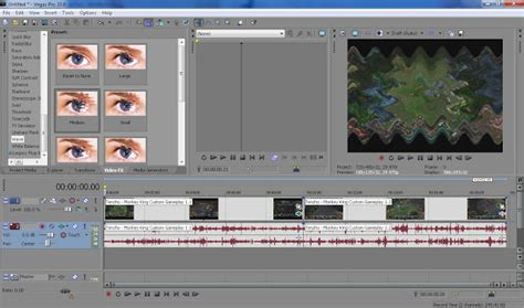 tutorial edit video vegas red eye see site software product and all the best