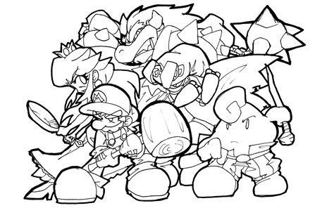 coloring pages for mario best super mario coloring pages collection super mario