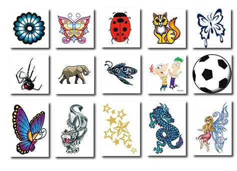 kids tattoos temporary tattoos australia the official for