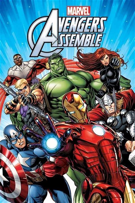 film streaming marvel avengers marvel s avengers assemble season 2 available on netflix usa