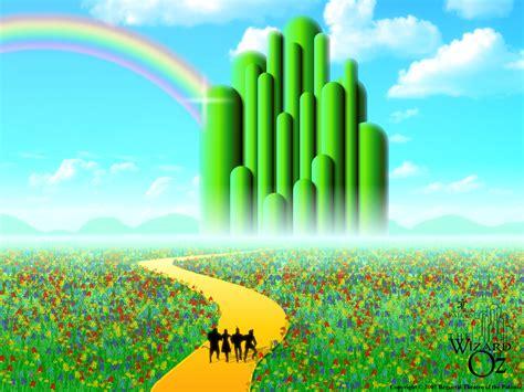 scene setter definition emerald city wallpaper the wizard of oz 5276005 1024 768