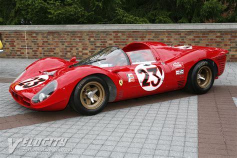 Ferrari 330 P3 by 1967 Ferrari 330 P3 4 Spyder Information