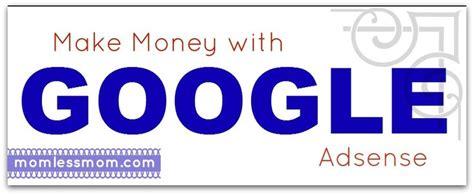 Make Money Online With Google Adsense - make money with google adsense making money online pinterest