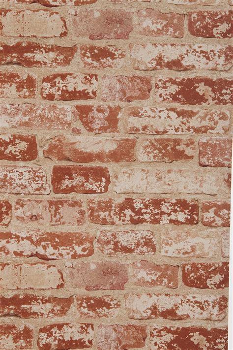 trompe l oeil wallpaper brick trompe loeil wallpaper urban outfitters