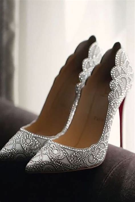 20 Hottest Wedding Shoes for 2017 Trends   Oh Best Day Ever