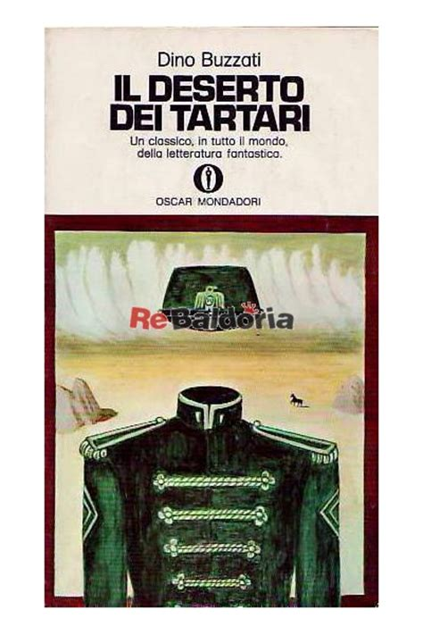 libro il deserto dei tartari il deserto dei tartari dino buzzati mondadori libreria re baldoria