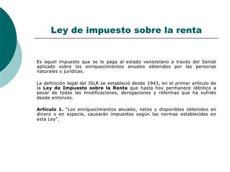 ley de isr 2016 word ley de impuesto sobre la renta 2016
