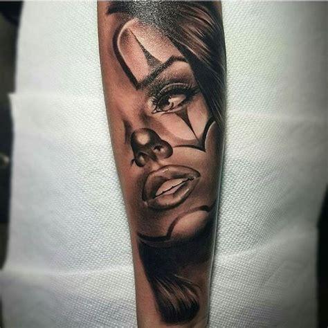 joker girl tattoo meaning female joker tattoos pictures to pin on pinterest tattooskid