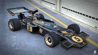 Lotus 72d Lotus 72d Formula 1 Alt View By Dangeruss On Deviantart