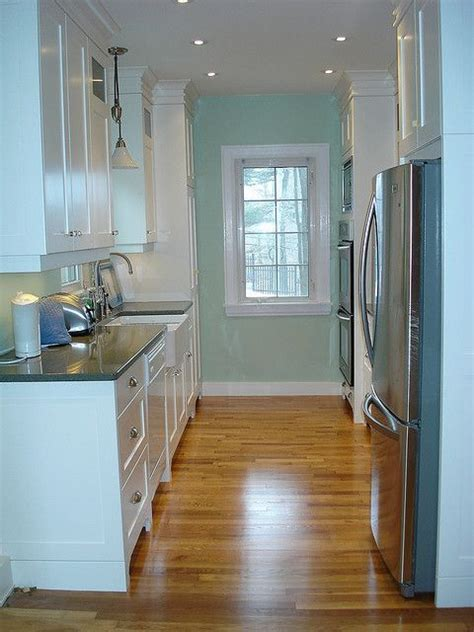 Lighting For Galley Kitchen Galley Kitchen Ideas Pinterest