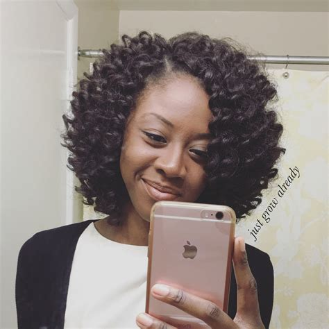 jamaican afro weave crochet braids with jamaican bounce hair just grow already