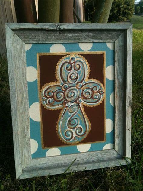 imagenes cruces en canvas 17 mejores im 225 genes sobre cruces en pinterest pinturas