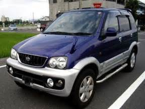 Terios Daihatsu 2002 Daihatsu Terios Pictures For Sale