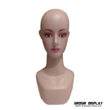 Patung Manekin Display manekin kepala dewasa patung pajangan tempat display wig